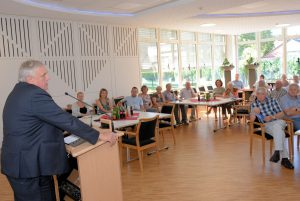 Wie können wir unsere Samtgemeinde in Zukunft attraktiv, sozial und erfolgreich aufstellen. Darüber haben wir mit Karl-Josef Laumann in Emlichheim diskutiert.